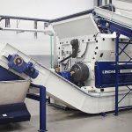 Lindner: Shredder schafft 30 % mehr Durchsatz