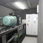 Die Kälteanlagen der Ecopro-Baureihe sind sparsamer als konventionelle Anlagen mit ungeregelten, nicht verbrauchsabhängig arbeitenden Kernkomponenten. (Foto: L&R)