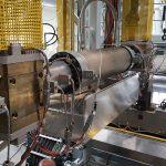 Der neue Kühlmischer P1 von Promix kann auch bei der Produktion von PET-Folien zum Einsatz kommen. (Foto: Promix)