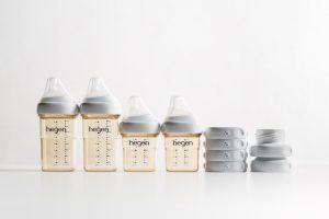 Die neue Babyflasche im PCTO-Design ist aus PPSU. (Foto: Hegen)