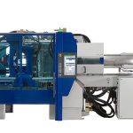 Der neue vollelektrische Schnellläufer EcoPower Xpress ist ab Herbst in den Schließkraftgrößen 4.000 und 5.000 kN am Markt verfügbar. (Foto: Wittmann Battenfeld)