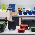 Auer: Behälter, Paletten, KLTs und IML-Eimer