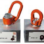 Hasco: Drehbare Ringschraube und Lastbock für einfachen und sicheren Werkzeugwechsel