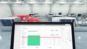 ComoDataCenter dient der Datenverwaltung und -analyse von Spritzgießvorgängen und ermöglicht die Vernetzung aller ComoNeo und CoMo Injection. (Foto: Kistler)