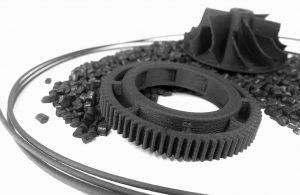 Die neue Produktlinie Luvocom 3F ist für extrusionsbasierte 3D-Druckverfahren geeignet. (Foto: Lehvoss)
