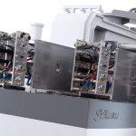 Mit einer durchgängigen QMC-Lösung ist der Werkzeugwechsel unter höchsten Sicherheitsstandards vollautomatisch innerhalb einer Minute zu realisieren. (Foto: Stäubli)