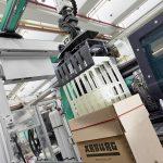 Arburg: Zweite Großmaschine im neuen Design