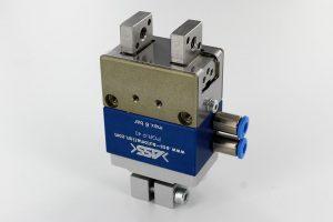 Der neue Parallelgreifer PGR-P 40 von ASS ist als Außen- und Innengreifer einsetzbar. (Foto: ASS)