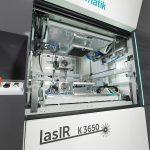 Bielomatik: Laserbasiertes Infrarot-Schweißen in Aktion
