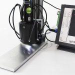 Das Mikroskop-Spektralphotometer eignet sich zur Farbmessung extrem kleiner Flächen. (Foto: ColorLite)