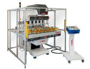 Im Programm hat das Unternehmen Sieb- und Comec-Tampondruckanlagen – von der Standardanlage bis zum hochautomatisierten Fertigungssystem. (Foto: ESC)