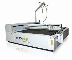 Der High-End-Lasercutter XL-3200. (Foto: Eurolaser)