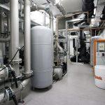 GWK präsentiert eine Container-Kühlanlage nach neuestem Stand der Technik als Beitrag zum Klimaschutz und zur energieeffizienten und vernetzten Fertigung. (Foto: GWK)