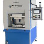 Die Laserschweißmaschine KLN QSW 400 L arbeitet nach dem Prinzip des Laserdurchstrahlschweißens. (Foto: KLN)