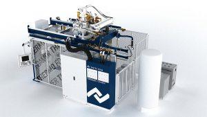 Thermo Foamer – integriert Thermoplast-Bauteile direkt in den Schäumprozess des Formteilautomaten. (Foto: Kurtz Esra)