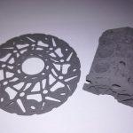 Im 3D-Metalldruck hergestellte Bauteile. (Foto: Lang)