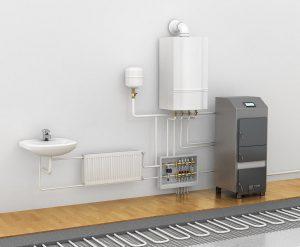 Für Verbindungsteile flexibler Schläuche in der Sanitär- und Heizungsindustrie ist das beständige Luranyl HT 190 geeignet. (Foto: Romira)