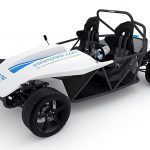 Swissplast fertigt für den Elektro-Sportwagen eRod zwölf Verschalungsteile. (Foto: Swissplast)