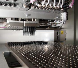 Vario TIP heißt das patentierte und laut Anbieter weltweit führende Anlagenkonzept von Waldorf Technik zur Herstellung von Pipettenspitzen (Foto: Waldorf Technik)