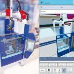 Wittmann: Digitaler Robot-Zwilling nimmt Programmier-Schrecken