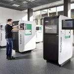 Arburg: Freeformer-Materialspektrum um PP und neues Stützmaterial erweitert