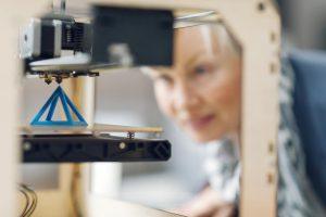 DSM bietet auch Materialien und Unterstützung für Fused Filament Fabrication. (Foto: DSM)