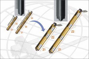 Schlanker, weniger Kabel, weniger Heizzonen: Neues modulares Heizungskonzept mit den patentierten MultiPower-Heizungen. (Foto: Incoe)