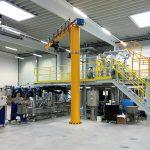 Das Extrusionstechnologiezentrum in Düsseldorf wurde kürzlich eingeweiht. (Foto: JSW)