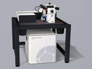 3D-Drucker für Nano- und Mikrostrukturen: Photonic Professional GT. (Foto: Nanoscribe)