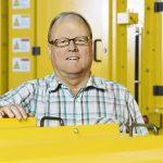 Hansueli Bühlmann sucht Wege, die Aufbereitung leichter zu machen. (Foto: Steinert)