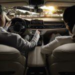 Neue Konzepte sollen Autofahrern das Bedienen eines Touchscreens erleichtern. (Foto: BMW)