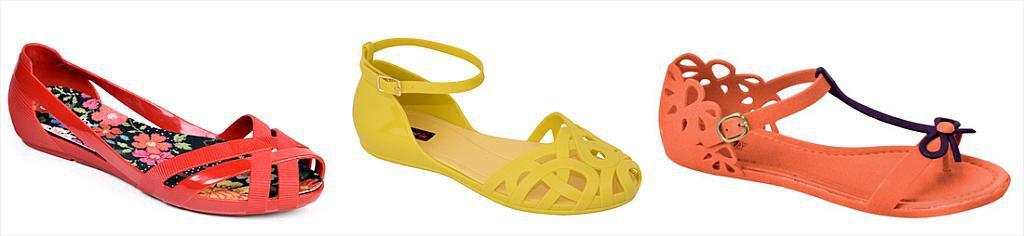 Die spritzgegossenen Schuhe des brasilianischen Herstellers Boaonda bestehen vollständig aus TPU. (Foto: Huntsman)