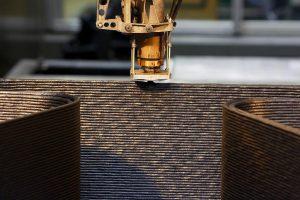Die Compounds Thermocomp AM sind speziell auf die additive Fertigung von Großformteilen ausgerichtet. (Foto: Sabic)