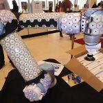 In dem Projekt haben Forscher, Roboterhersteller und Systemintegratoren gemeinsam Wege gefunden, die Kosten und den Zeitaufwand für die Installation von Robotersystemen deutlich zu reduzieren. (Foto: TU Delft)