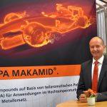Maurer: Compoundierkapazität erweitert