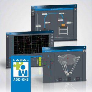 Mit Lasal-Add-Ons lässt sich das Software-Engineering verkürzen. (Abb.: Sigmatek)