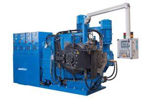 Der roll-ex 600 TRF bringt einen Durchsatz von 6.000 kg/h mit. (Foto: Uth)
