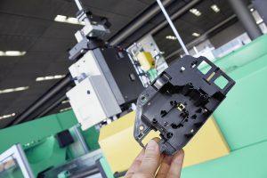 Leichtbauverfahren wie Profoam bieten große Potenziale für den Automotive-Sektor. (Foto: Arburg)