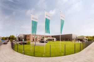 Seit 40 Jahren erfolgreich in der Luftfahrtbranche – Dihse GmbH in Quickborn. (Foto: Sumitomo (SHI) Demag)