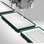 Sonderhoff: Wirtschaftliches Dichten mit geschäumten Filterkleber