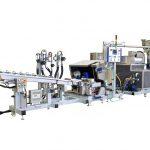 Die Stranggranulieranlage ips-SGU 120/2 HS wird zur Herstellung von hochwertigen Granulaten aus PET-Reststoffen eingesetzt. (Foto: ips)