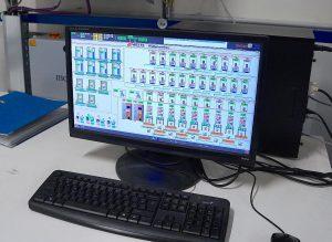 Die Funktionen und Einstelldaten der Zentralanlage werden über Motan Linknet visualisiert und fernbedient. (Foto: Reinhard Bauer)