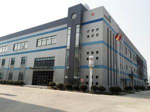 Am Standort von Sonderhoff (Suzhou) Sealing Systems Co. Ltd. im Singapore Industrial Park (SIP) in Suzhou kann die Auftragsfertigung noch weiter wachsen. (Foto: Sonderhoff)