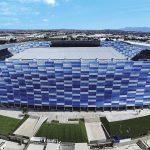 Dyneon: ETFE-Folienarchitektur spart 1.500 Tonnen Stahl