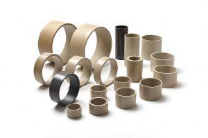 Ensinger hat sich auf unterschiedliche Verarbeitungsmethoden spezialisiert, um Produkte aus Tecapeek in verschiedenen Abmessungen herstellen zu können. (Foto: Ensinger)