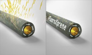 Leitungen aus FluoroXprene reduzieren die Kraftstoffpermeation. (Abb.: Freudenberg)