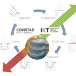 Entwicklung eines neuen energie- und ressourceneffizienten Polymerblend-Werkstoffs. (Abb.: IKT)