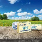 FPO-Folien bieten eine aluminiumfreie und nachhaltige Alternative für Butterverpackungen. (Foto: RKW)
