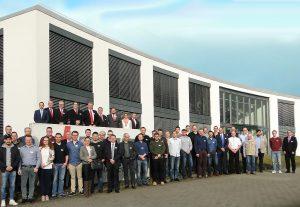 Auch der 7. Technologietag von Heitec war wieder sehr gut besucht. (Foto: Heitec)