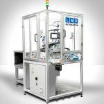 Die neue LWB-Automation wird im Rahmen ihrer Messepremiere an Hand einer Produktionszelle zur Nachbearbeitung und Prüfung von Gummi-Formteilen ihr Automationsangebot vorstellen. (Abb.: LWB Steinl)